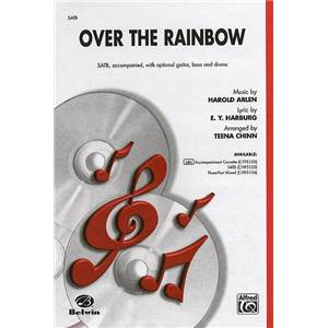 ARLEN HAROLD - OVER THE RAINBOW CHANT(SATB)
