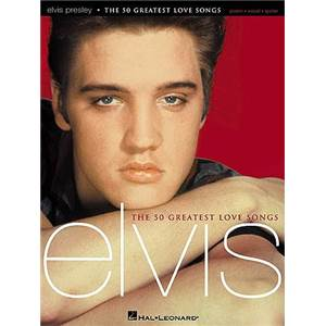 PRESLEY ELVIS - THE 50 GREATEST LOVE SONGS P/V/G