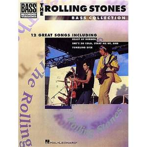 ROLLING STONES - BASS COLLECTION