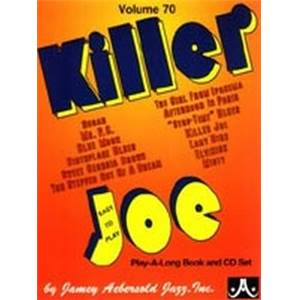 COMPILATION - AEBERSOLD 070 KILLER JOE AND OTHERS + CD