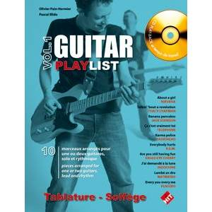 ILLIDO / PAIN HERMIER - GUITAR PLAYLIST VOL.1 + CD