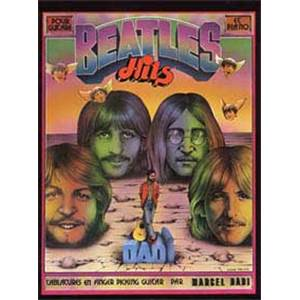 BEATLES THE - HITS POUR GUITARE PAR DADI