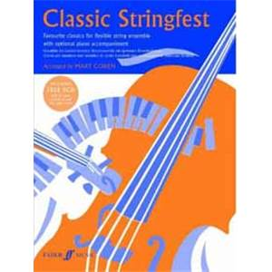 COHEN MARY - CLASSIC STRINGFEST + CD