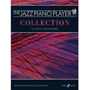 COMPILATION - JAZZ PIANO PLAYER COLLECTION + CD