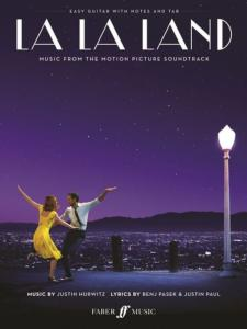 HURWITZ / PASEK / PUL - LA LA LAND MUSIC FROM THE MOTION PICTURE SOUNDTRACK EASY GUITAR