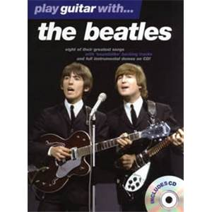 BEATLES THE - PLAY GUITAR WITH...VOL.1 + CD