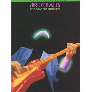 DIRE STRAITS - MONEY FOR NOTHING GUIT. TAB.