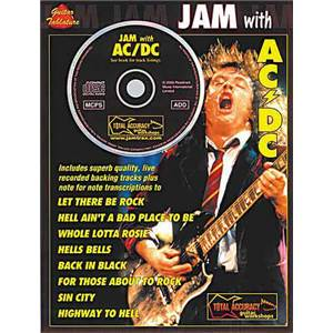 AC/DC - JAM WITH + CD