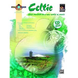 ERNST DAVID - GUITAR ATLAS CELTIC YOUR PASSPORT TO A NEW WORLD OF MUSIC + CD