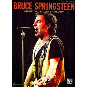 SPRINGSTEEN BRUCE - SHEET MUSIC ANTHOLOGY P/V/G