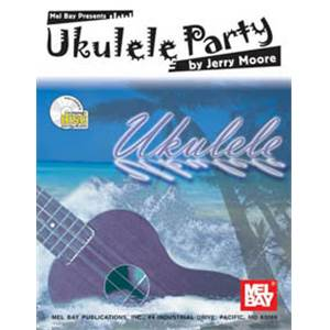 MOORE J. - UKULELE PARTY + CD