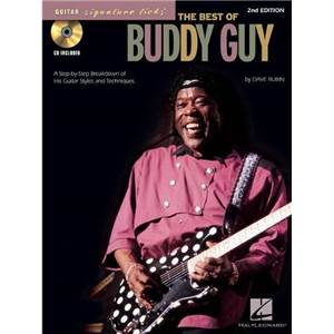 BUDDY GUY - THE BEST OF SIGNATURE LICKS + CD