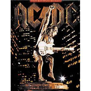 AC/DC - STIFF UPPER LIP GUITAR TAB