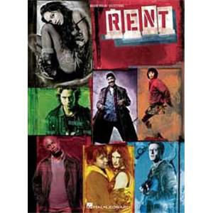 LARSON JONATHAN - RENT (MOVIE VOCAL SELECTIONS)
