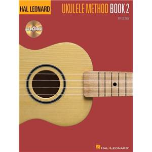 LIL' REV - UKULELE METHOD VOL.2 + CD