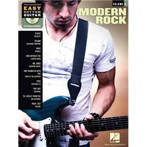 COMPILATION - EASY RHYTHM GUITAR VOL.09 MODERN ROCK + CD