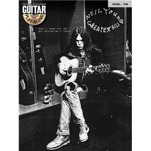 YOUNG NEIL - GREATEST HITS GUITAR PLAY ALONG VOL.79 + CD