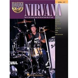 NIRVANA - DRUM PLAY ALONG VOL.7 + CD