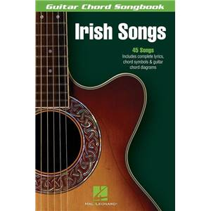 COMPILATION - GUITAR CHORD SONGBOOK IRISH SONGS