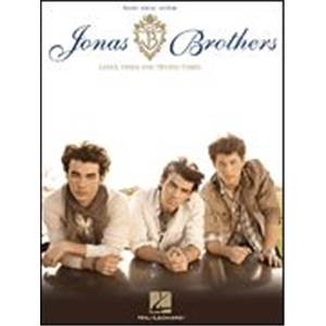 JONAS BROTHERS - LINES, VINES AND TRYING TIMES P/V/G