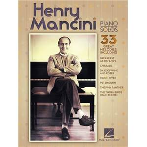 MANCINI HENRY - PIANO SOLOS