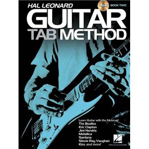 HAL LEONARD - GUITAR TAB. METHOD VOL.2 + CD