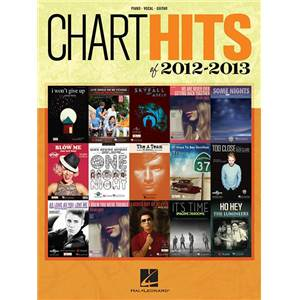 COMPILATION - CHART HITS OF 2012 2013 P/V/G