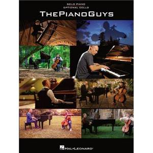 THE PIANO GUYS - SOLO PIANO AND OPTIONAL CELLO COLLECTION