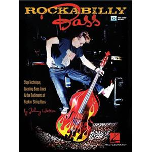 HATTON JOHNNY - ROCKABILLY BASS + VIDEO ACCESS