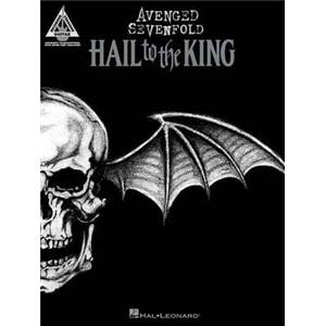 AVENGED SEVENFOLD - HAIL TO THE KING GUIT. TAB.