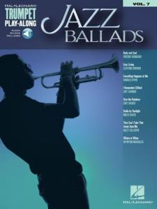 COMPILATION - TRUMPET PLAY-ALONG VOL.07  JAZZ BALLADS + ONLINE AUDIO ACCESS