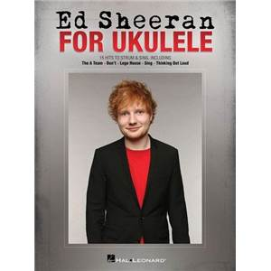 SHEERAN ED - FOR UKULELE