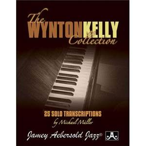 KELLY WYNTON - COLLECTION 25 SOLOS TRANSCRIPTIONS