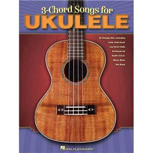 COMPILATION - 3 CHORD SONGS FOR UKULELE