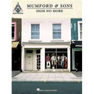 MUMFORD AND SONS - SIGH NO MORE GUITAR RECORDED VERSION TAB.