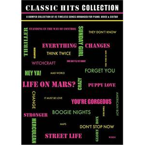 COMPILATION - CLASSIC HITS COLLECTION P/V/G 45 SONGS