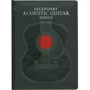 COMPILATION - LEGENDARY ACOUSTIC GUITAR SONGS NON NUMEROTES Épuisé