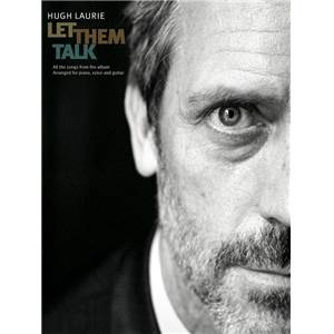 LAURIE HUGH - LET THEM TALK P/V/G