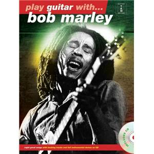 MARLEY BOB - PLAY GUITAR NOUVELLE EDITION WITH + CD