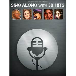 COMPILATION - SING ALONG WITH 30 HITS + 5CDS