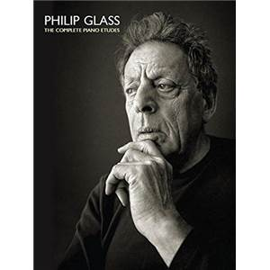 GLASS PHILIP - COMPLETE PIANO ETUDES