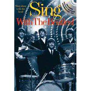 BEATLES THE - SING WITH… + CD