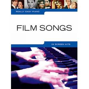 COMPILATION - REALLY EASY PIANO FILM SONGS