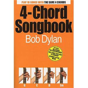 COMPILATION - DYLAN BOB 4 CHORD SONGBOOK
