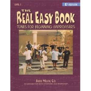 COMPILATION - REAL EASY VOL.VOL.1 IN EB (MI BEMOL)