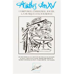 GILLY CECILE/SAMUEL CLAUDE - ACANTHES AN XV - LIVRE
