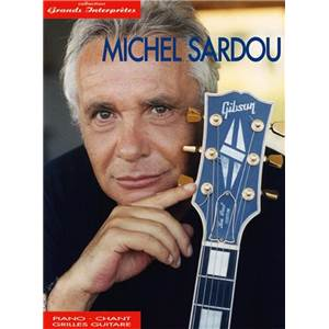 SARDOU MICHEL - GRANDS INTERPRETES 40 TITRES P/V/G