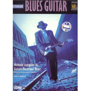 VOLONTE & CO - INTERMEDIATE BLUES GUITAR + CD