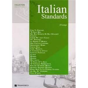 COMPILATION - ITALIAN STANDARDS COLLECTION NOUVELLE EDITION P/V/G
