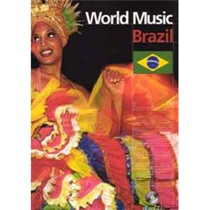 COMPILATION - WORLD MUSIC BRAZIL (BRESIL) CONDUCTEUR ET PARTIES + CD